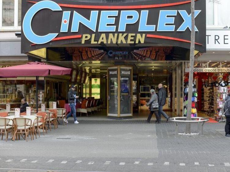 Kino Mannheim Planken