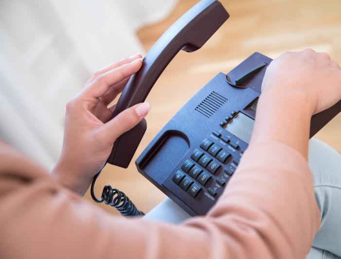 Telefon das Erwischt Betrug Telefon