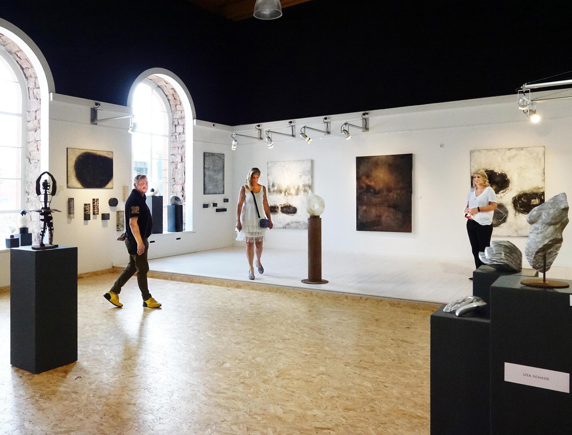 "Earth Soul Tones"" Neue Ausstellung in ehemaliger Kammgarn ..."