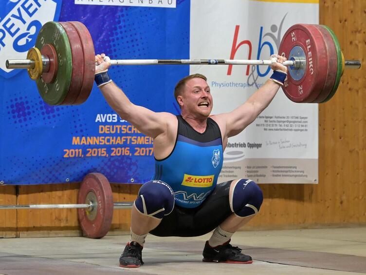 Gewichtheben Em 2021