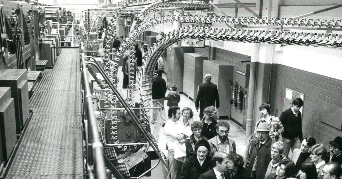 Die RHEINPFALZ 1964  1980: Zeit des Experimentierens
