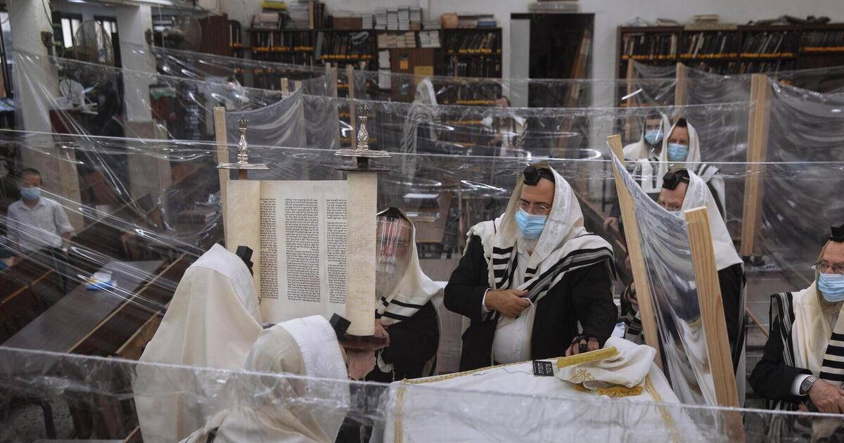 Israels Glaubensfrage: Es kommt zum Schwur