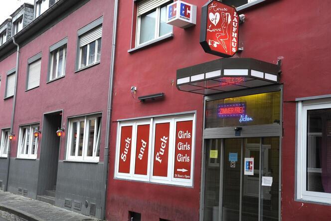 Strassenstrich mannheim Prostitution in