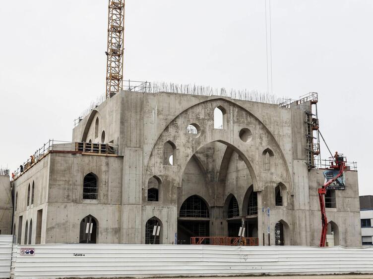 Für den Bau der Straßburger Eyyub-Sultan-Moschee sollten anfangs keine staatlichen Fördergelder fließen.