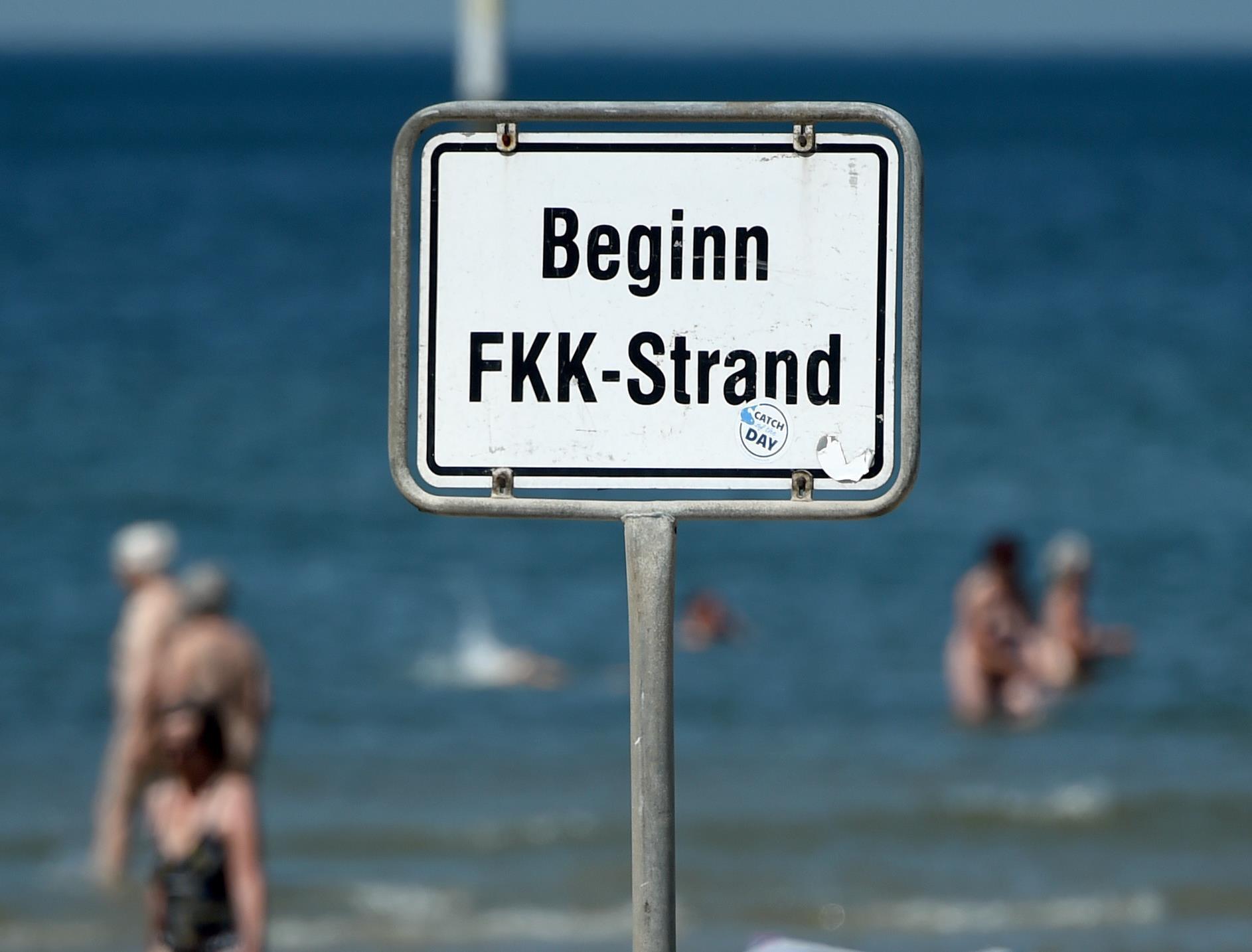 Frei fkk nackt FKK Bilder