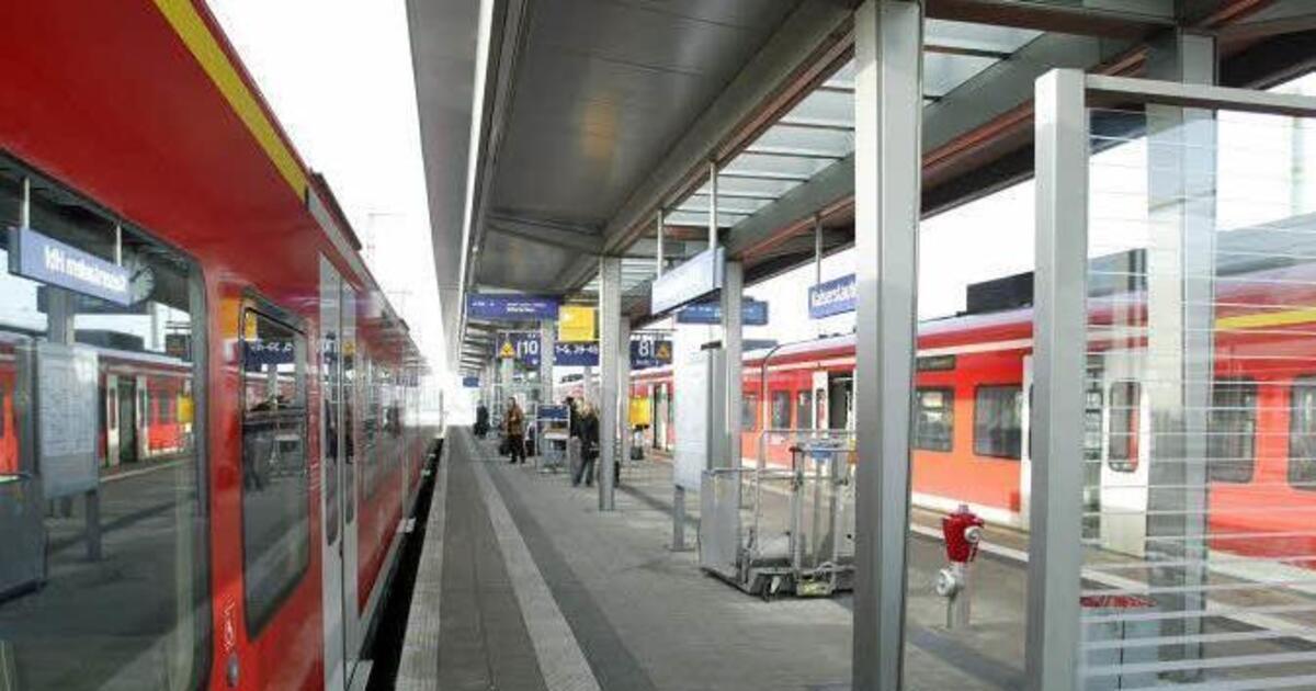 Regionalbahn Kontrollen