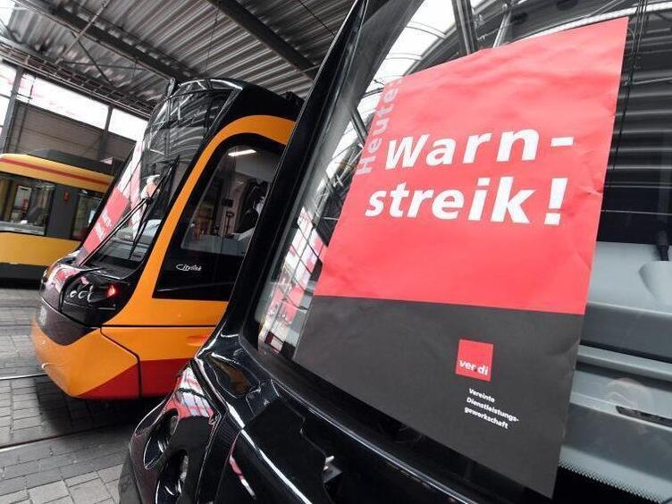 Kvv Karlsruhe Streik