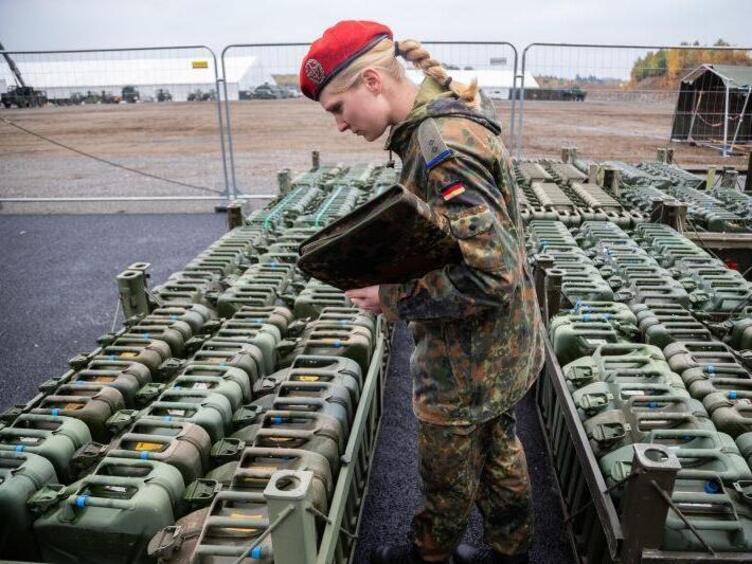 Bundeswehr Lager