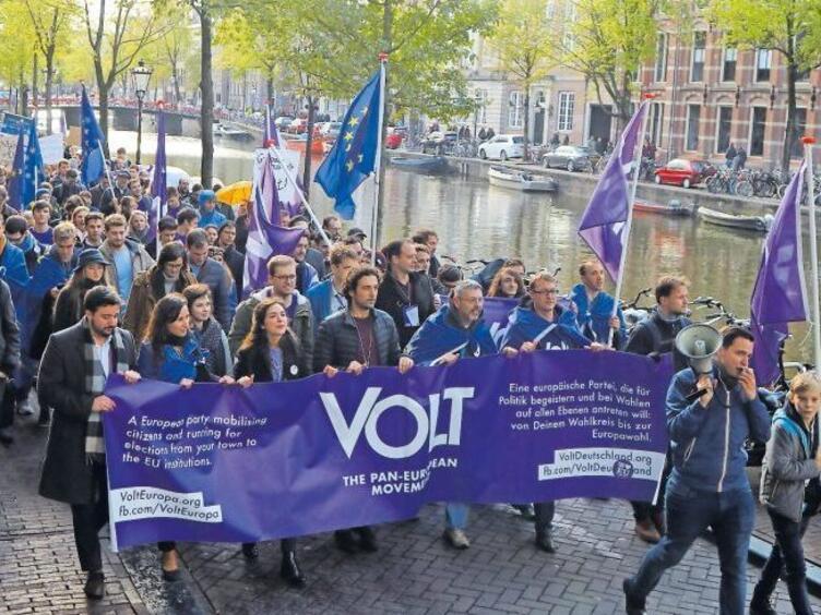 Volt Europawahl