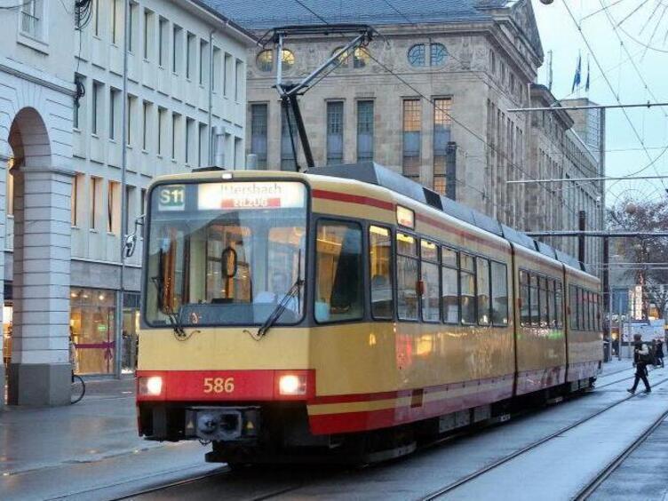 Karlsruhe Strassenbahn
