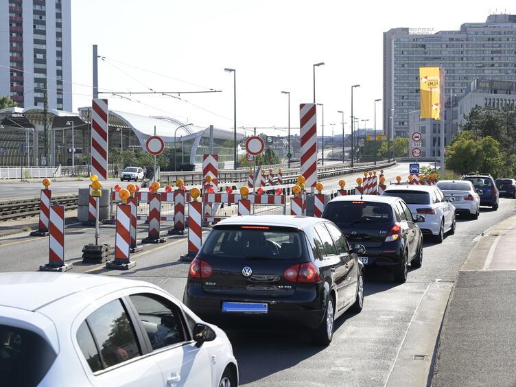 hochstrasse gesperrt