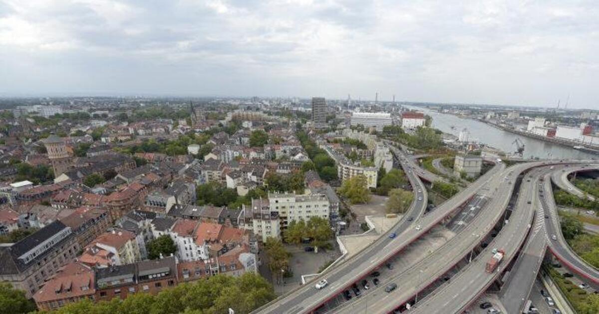 Stau Ludwigshafen