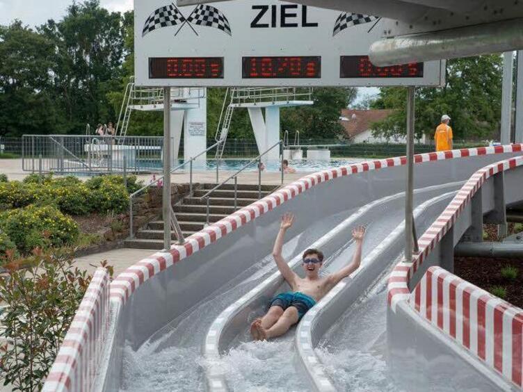 Schwimmbad Germersheim