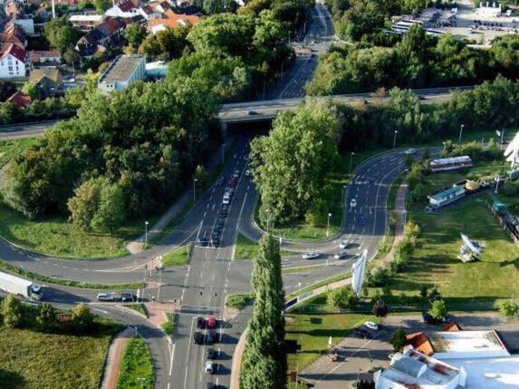 Speyer Brücke Gesperrt