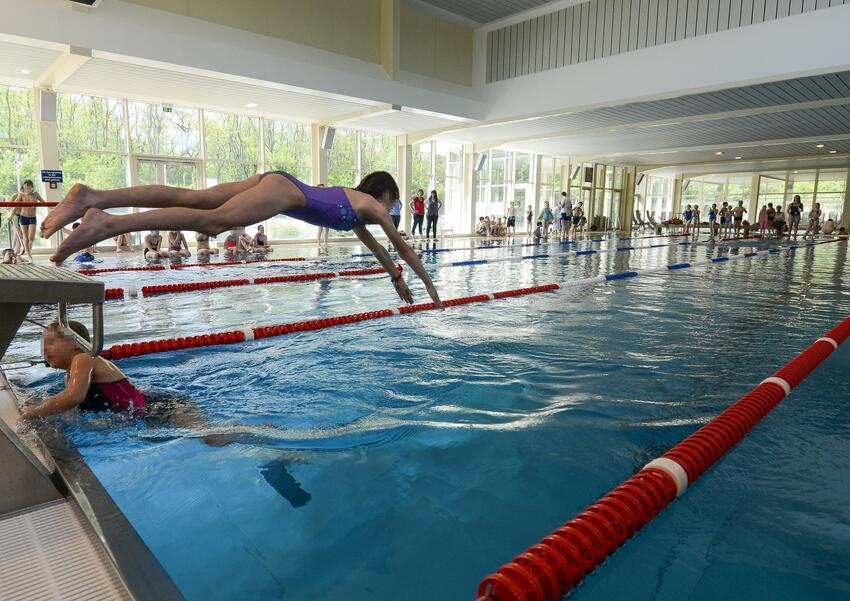 Schwimmbäder Pfalz