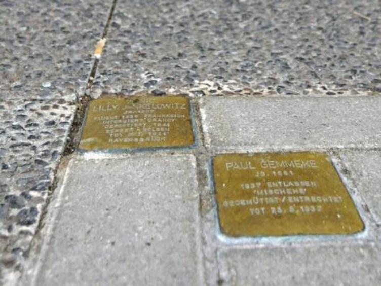 Stolpersteine Karlsruhe